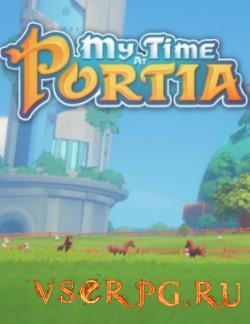 Постер игры My Time At Portia