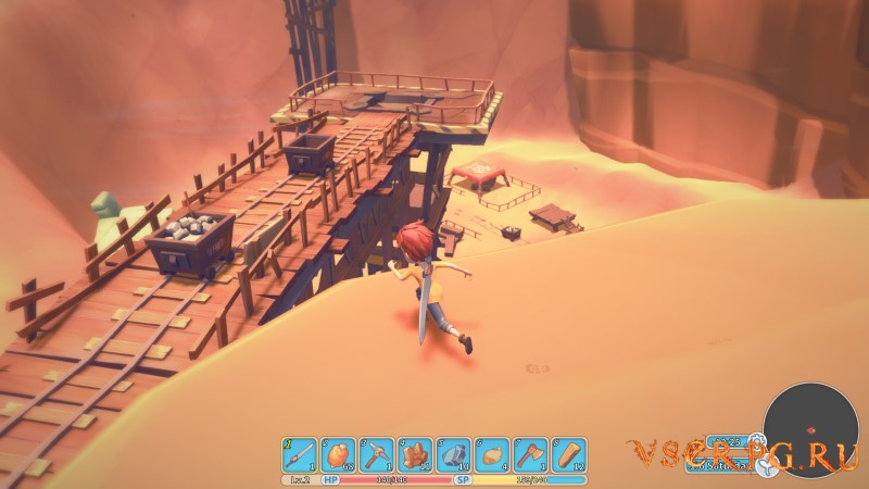 My Time At Portia screen 2