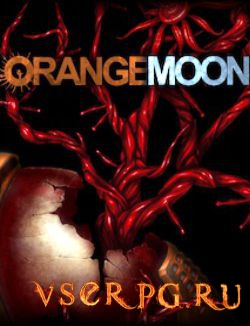 Постер игры Orange Moon