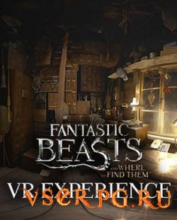 Постер игры Fantastic Beasts and Where to Find Them VR Experience