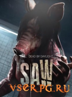 Постер игры Dead by Daylight – the Saw Chapter