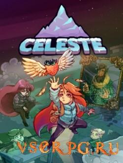 Постер игры Celeste