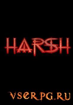 Постер игры Harsh (2018)
