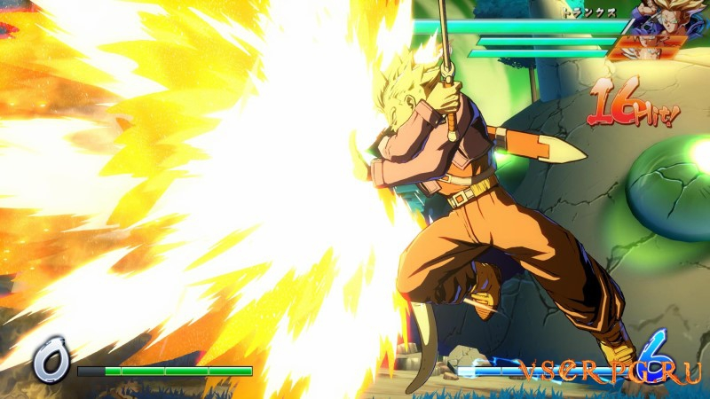 DRAGON BALL FighterZ screen 3