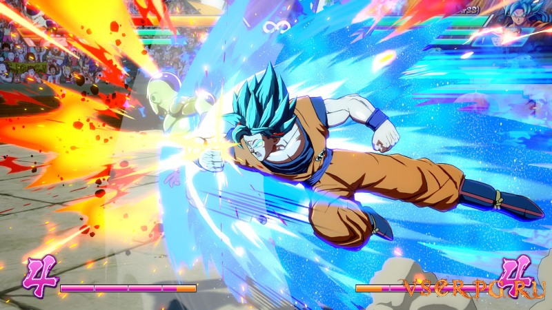 DRAGON BALL FighterZ screen 1