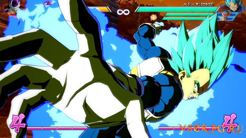 DRAGON BALL FighterZ screen 2