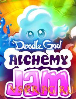Постер игры Doodle Go Alchemy Jam