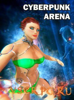 Постер игры Cyberpunk Arena