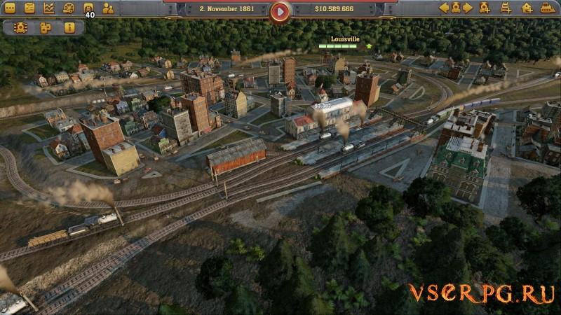 Railway Empire screen 1