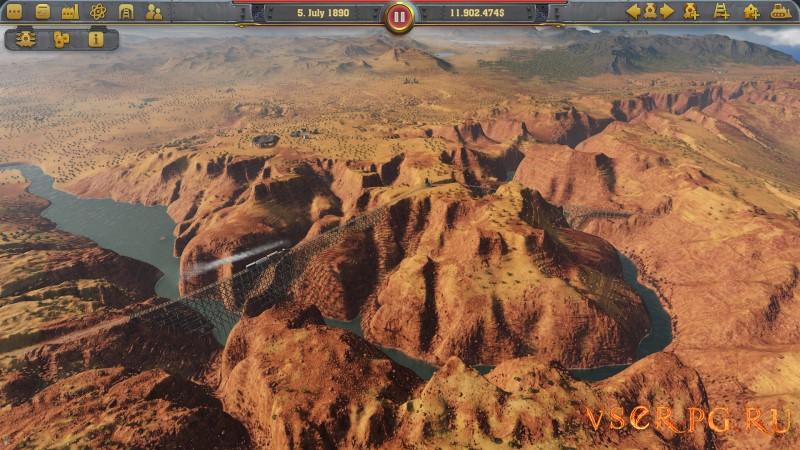Railway Empire screen 3