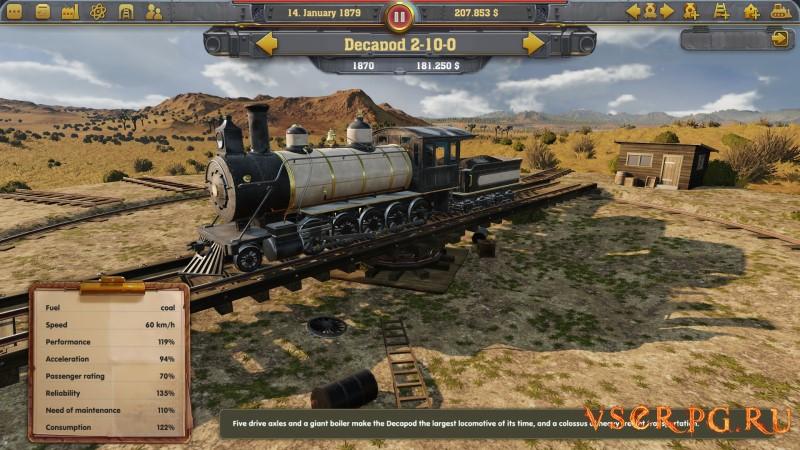 Railway Empire screen 2