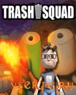 Постер игры Trash Squad