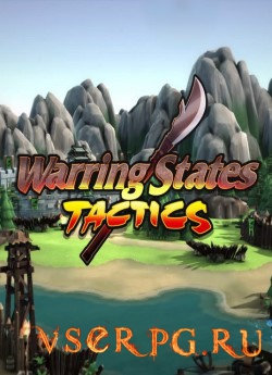 Постер игры Warring States
