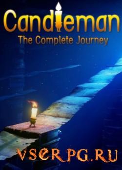 Постер игры Candleman: The Complete Journey
