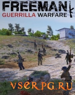 Постер игры Freeman Guerrilla Warfare