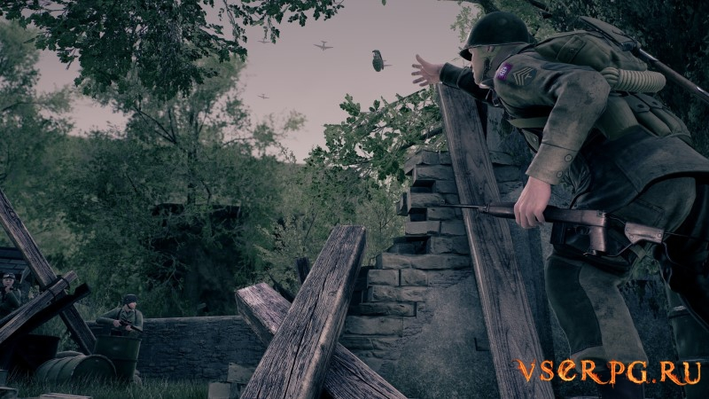 BATTALION 1944 screen 1