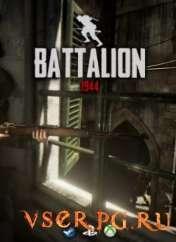 Постер игры BATTALION 1944
