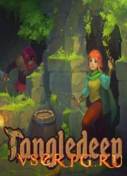 Постер игры Tangledeep
