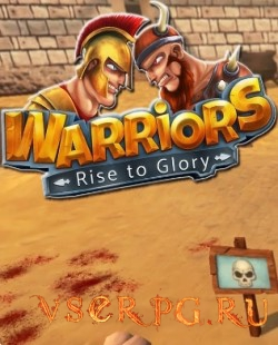 Постер игры Warriors Rise to Glory