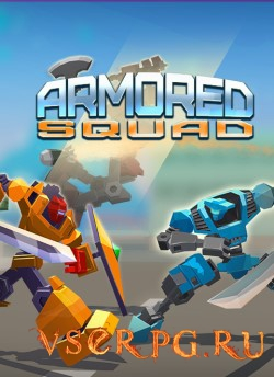 Постер игры Armored Squad