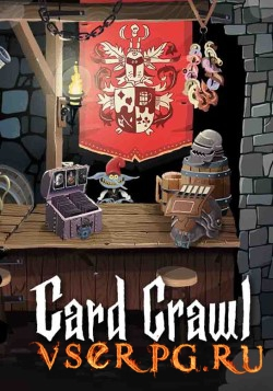 Постер Card Crawl