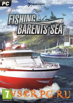 Постер игры Fishing Barents Sea