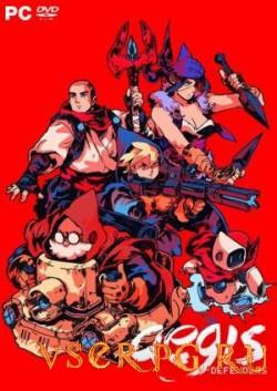 Постер игры Aegis Defenders