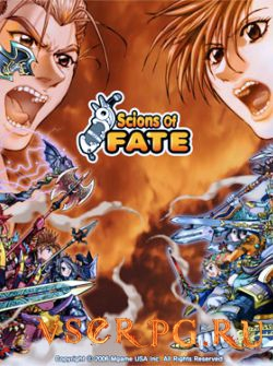 Постер игры Scions of Fate