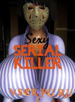Постер игры Sexy Serial Killer