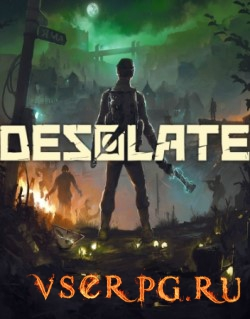 Постер игры DESOLATE