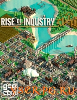 Постер игры Rise of Industry