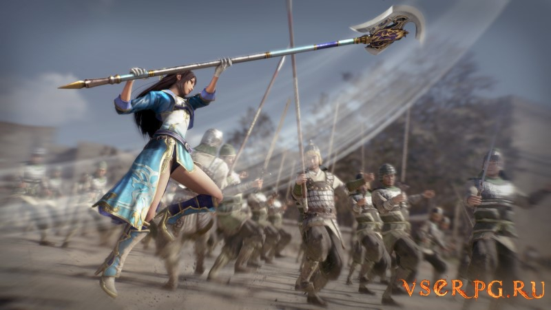 DYNASTY WARRIORS 9 screen 3