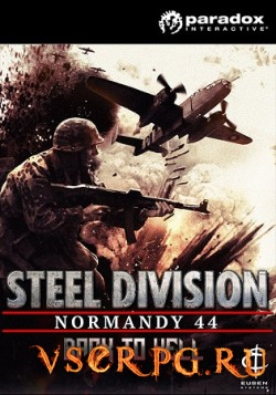Постер игры Steel Division Normandy 44 Back to Hell