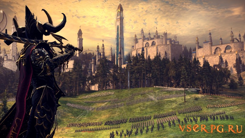 Total War: WARHAMMER II – Steps of Isha screen 1