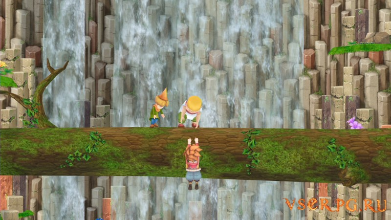 Secret of Mana screen 1