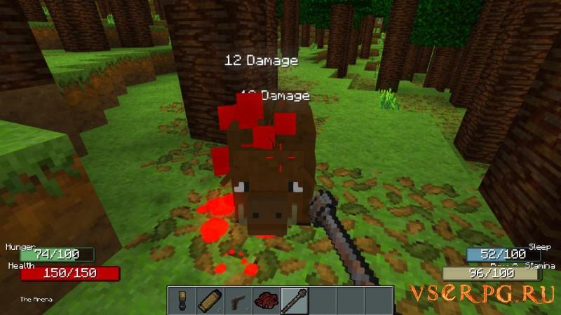Survival Games screen 3