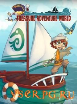 Постер игры Treasure Adventure World