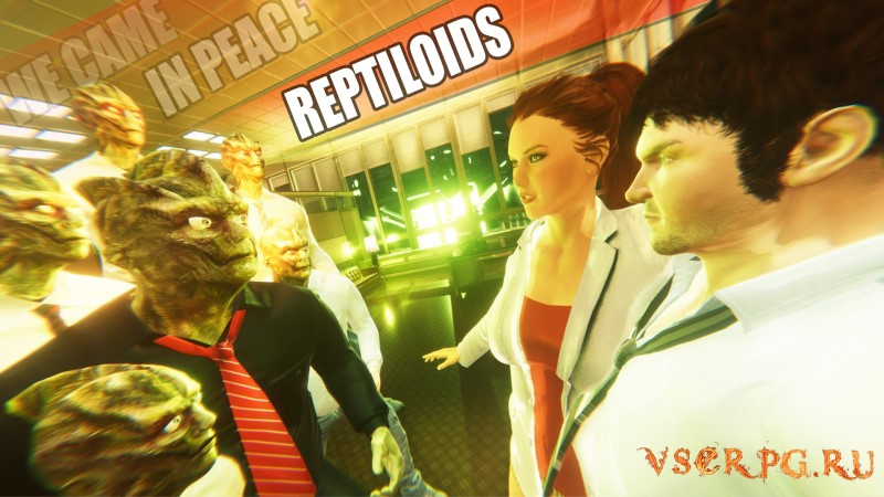 REPTILOIDS screen 2