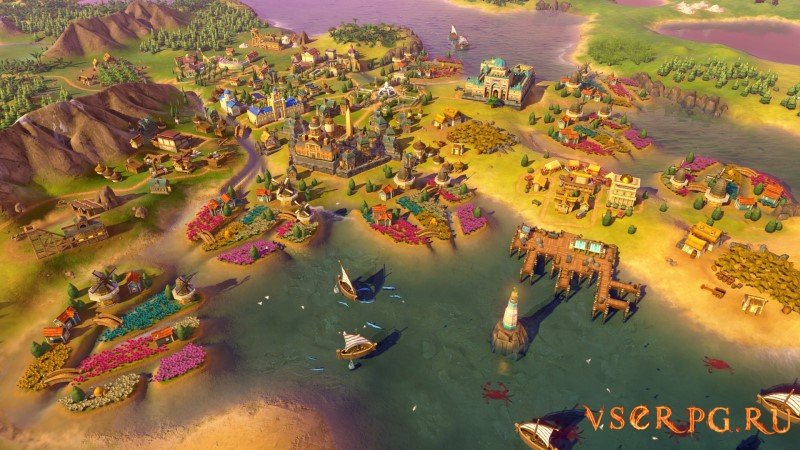 Civilization 6 Rise and Fall screen 3