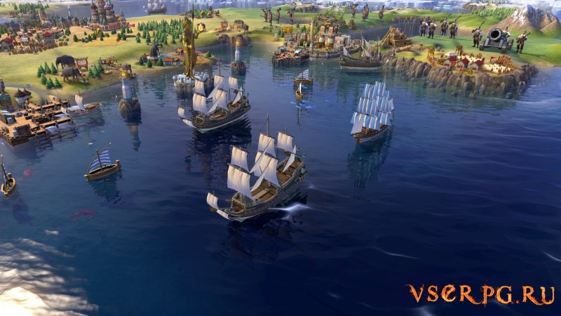 Civilization 6 Rise and Fall screen 2