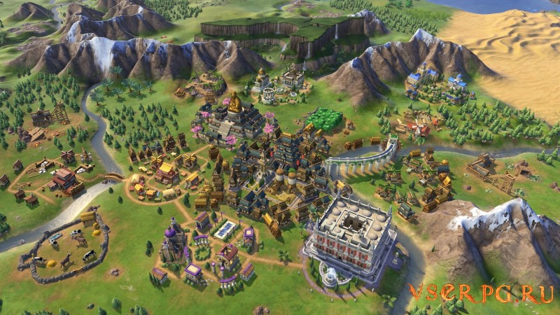 Civilization 6 Rise and Fall screen 1