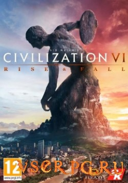 Постер игры Civilization 6 Rise and Fall