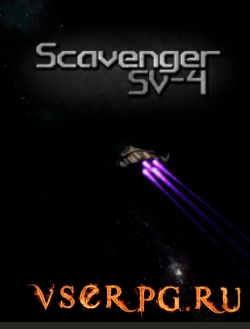 Постер игры Scavenger SV-4