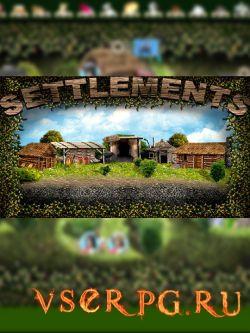 Постер игры Settlements (2018)