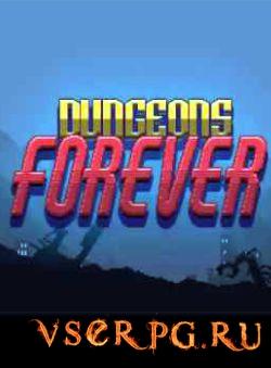 Постер игры Dungeons Forever