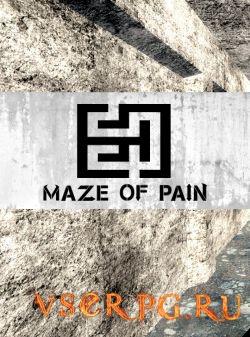 Постер игры Maze of Pain