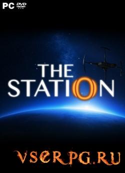 Постер игры The Station (2018)