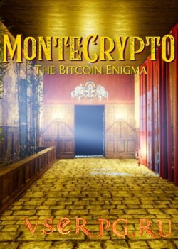 Постер игры MonteCrypto: The Bitcoin Enigma