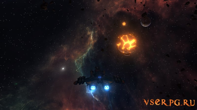 Starpoint Gemini Warlords Rise of Numibia screen 2