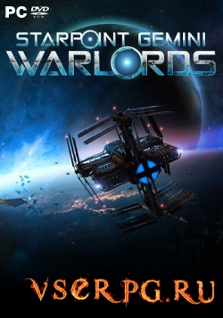 Постер игры Starpoint Gemini Warlords Rise of Numibia